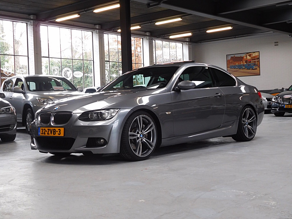 BMW 335I Coupe M Pakket
