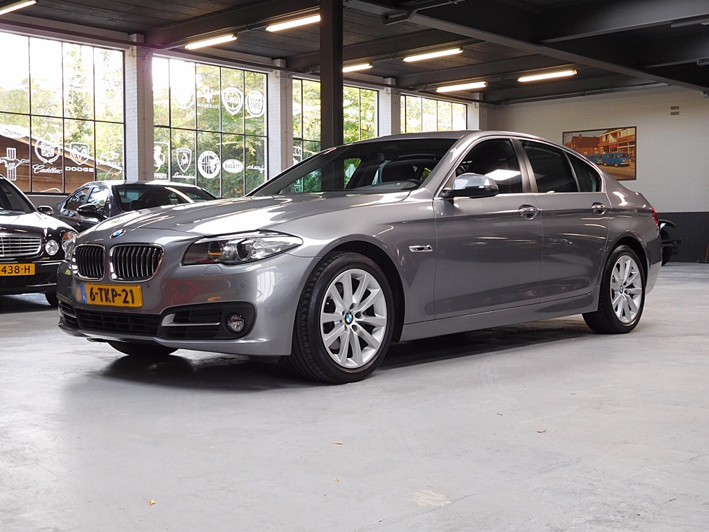 BMW 520I Facelift